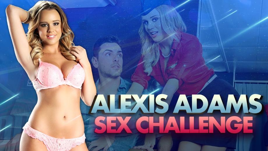 DP Star – Season 1 – Sex Challenges – Episode 2 – Alexis Adams