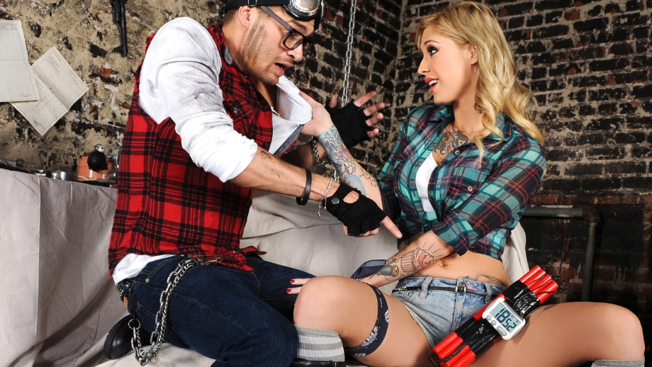 Lock And Load – Episode 4 – Burn the Witches – Kleio Valentien