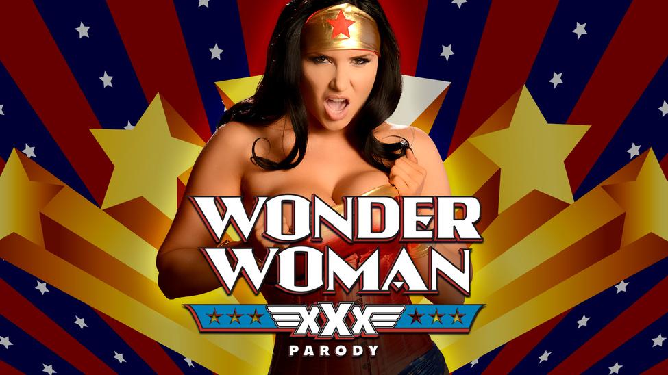 Wonder Woman A XXX Parody – Romi Rain