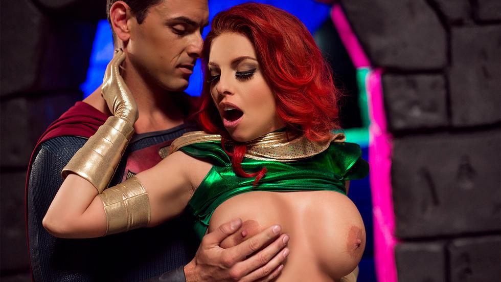Batman V Superman XXX – An Axel Braun Parody Scene 1- Britney Ambe