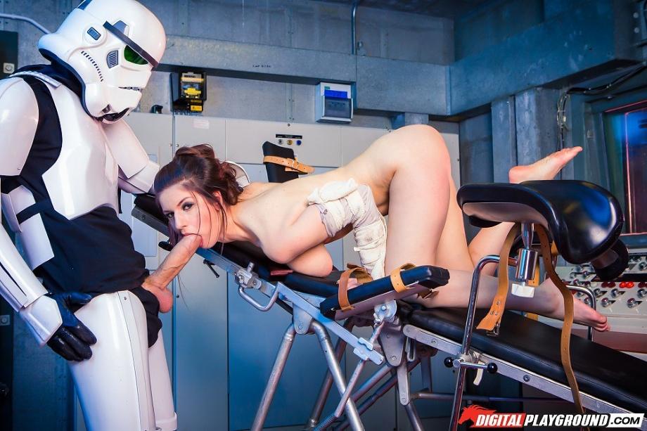 Force Awakens A XXX Parody – Stella Cox