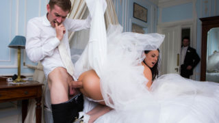 Big Butt Wedding Day – Simony Diamond