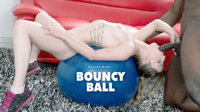 Bouncy Ball – Kristen Scott