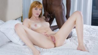 German Teen gets Monster Black Cock on Vacation – Anny Aurora