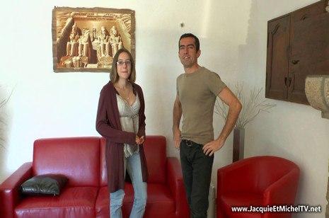 HD Porn Lucie, 20ans, de Melun – JacquieEtMichelTV