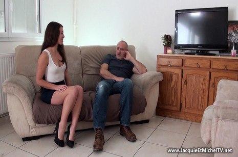 HD Porn Sans fioritures – JacquieEtMichelTV