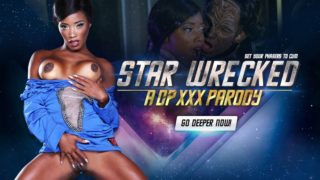 Star Wrecked A DP XXX Parody – Kiki Minaj
