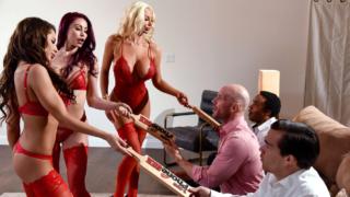 1 800 Phone Sex: Line 8 – Madison Ivy – Monique Alexander – Nicolette Shea
