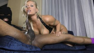 Holly Berry Meets The Throat Terrorist's BBC & Black Ass! – Holly Berry