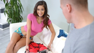 My Lingerie Ad Brought a Hot Girl for a Fuck – Darcia Lee