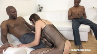 Young bitch Jessica Bell goes crazy for black cock – Jessica Bell