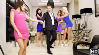 Meeting The Girls – Arian Joy – Suzy Rainbow – Lara West – Daisy Lee