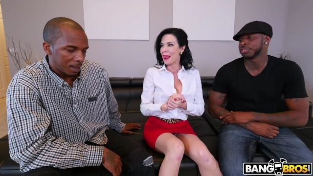 Realtor Gets Double Penetration From Monstrous Cocks – Veronica Avluv