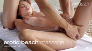 Erotic Beach Massage – Ariel