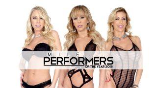 Milf performers of the year 2018 – Alexis Fawx – Cherie Deville – Katie Morgan – Nina Elle – Mercedes Carrera