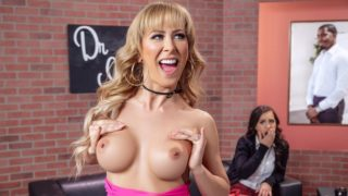 My Stepmom Is A Sex Fiend – Alina Lopez – Cherie Deville