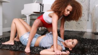 Catty Co-Stars – Cecilia Lion – Sophia Leone