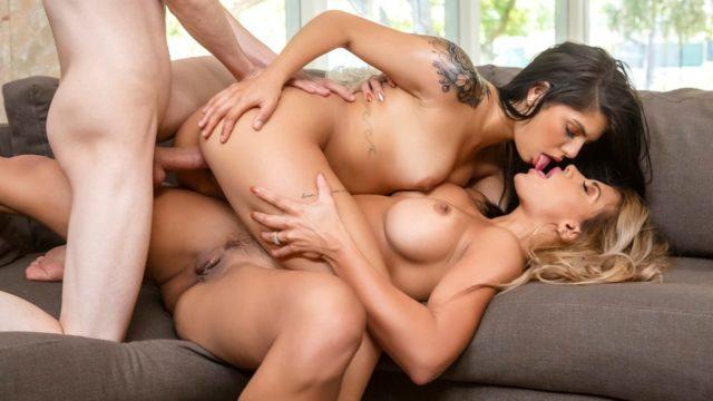 Foreign Sexchange – Gina Valentina – Mercedes Carrera