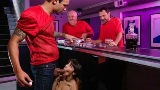 Serving A Dad And His Daughter – Kitty Carrera