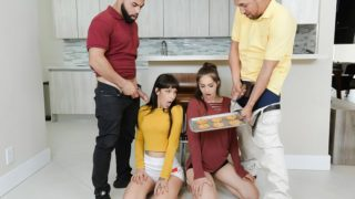 The Father Daughter Bake And Swap – Kitty Carrera – Sofie Reyez