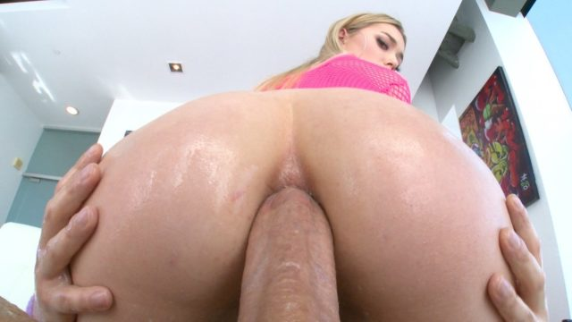 Anal Creampie With A Rectal Workout With Mike Adriano – Anny Aurora