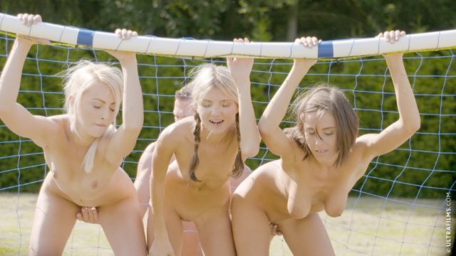 World Cup Final Battle – Anabelle – Gina Gerson – Katy Rose