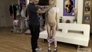 Baby Goth's 1st Porno – Baby Goth