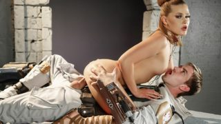 Star Whores Princess Lay – Abby Cross