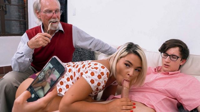Family Fucks To Make Him Jealous – Rharri Rhound – Janna Hicks