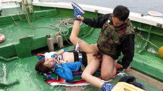 Fucked on a boat after fishing contest – Nonoka Kaede