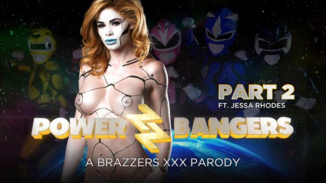 Power Bangers A XXX Parody Part 2 – Jessa Rhodes – Katrina Jade