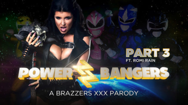 Power Bangers A XXX Parody Part 3 – Romi Rain