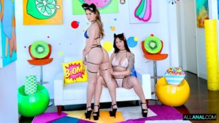 Paige and Aprils Backdoor Fuckfest – Paige Owens – April Olsen