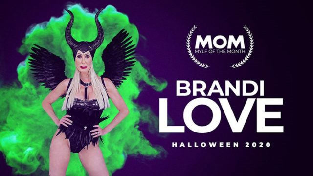 Maleficent – Brandi Love
